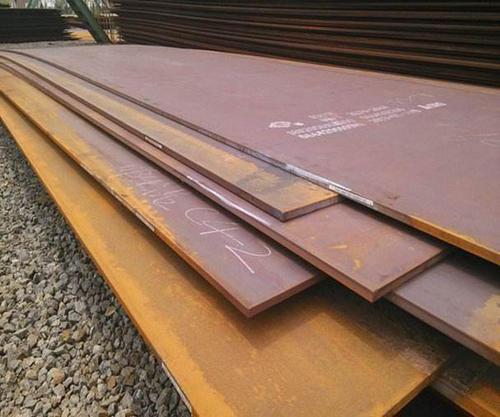 高密市钢板出租价格